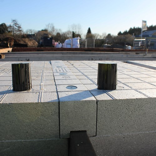 The new era of thermally efficient structural ground floors.
